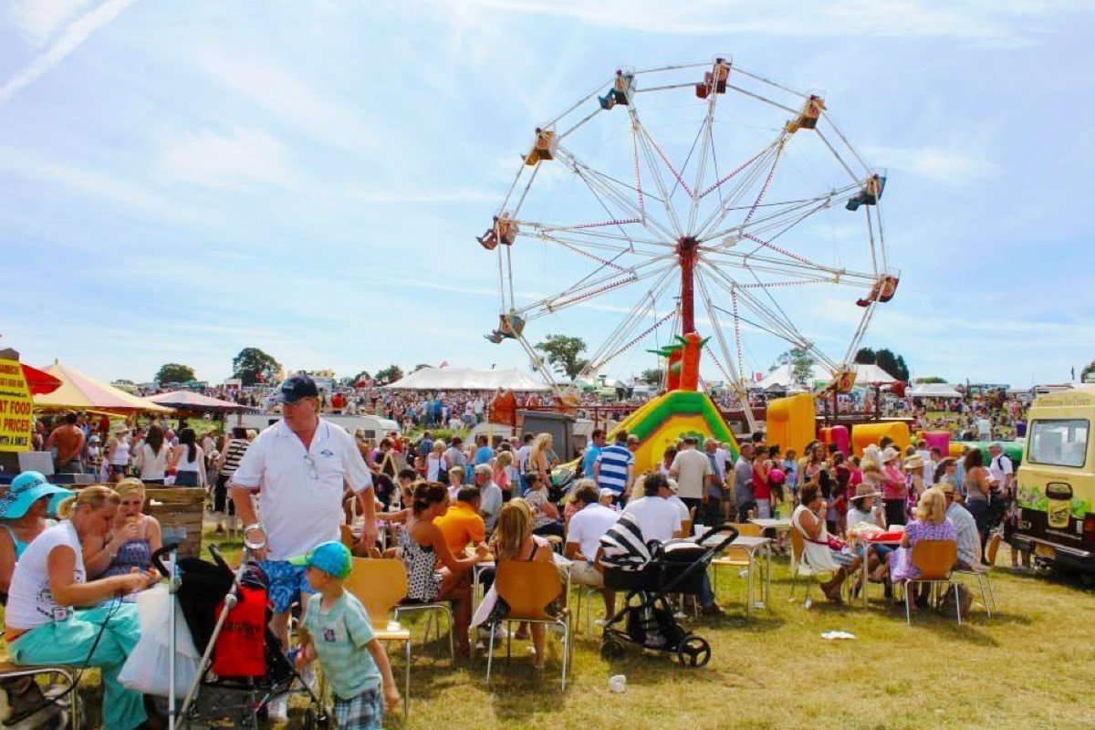 Great Eccleston & District Agricultural Show - North West ...
