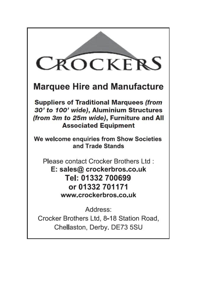Crockers Complete 2016